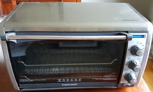 Black and Decker Toaster Oven w/ Convection