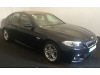 2014 BMW 530D 3.0 TD M-SPORT GOOD / BAD CREDIT CAR FINANCE AVAILABLE FROM 84 P/W