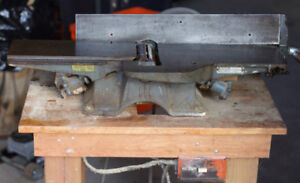 Beaver Jointer and small table saws