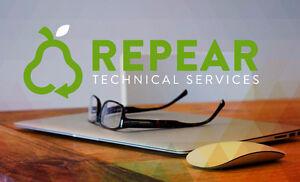 Repear - repairs, upgrades Mac, PC & free diagnostics!