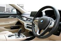 Black BMW 730 Ld Sport SE 2015 261BHP Automatic FROM £205 PER WEEK!