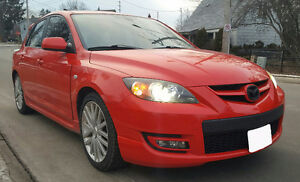 2008 Mazda SPEED3 SAFTIED & E-TESTED UPGRADES RUST FREE LOW KMS!