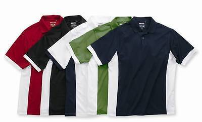 Climacool Polo (ADIDAS GOLF - Men's S-3XL ClimaCool Polo, Colorblock, Dri Fit Sport Shirts,)