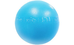 Northern Lights Anti-Burst Gym Ball 65cm,Printed,Blue GBPR65ABCB