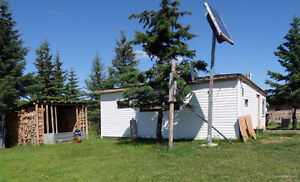 5 ACRE HOBBY FARM,  PRICE REDUCED, WAS $63,500.00