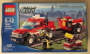 LEGO CITYOff Road and Fire Rescue