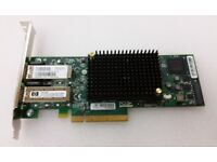 HP CN1000E 2P CONVERGED NETWORK ADAPTER 595325-001 AW520-63002 AW520A