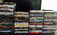 Over 90 DVDs to choose from!