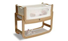 Snuzpod co-sleeper/bedside crib