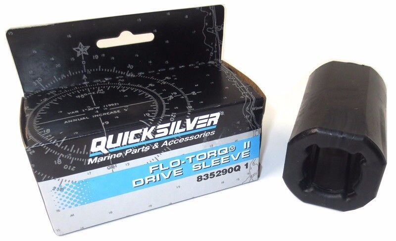 New Mercury Mercruiser Quicksilver Oem Part # 835290Q 1 Drive Sleeve