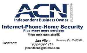 INTERNET AND OR HOME PHONE