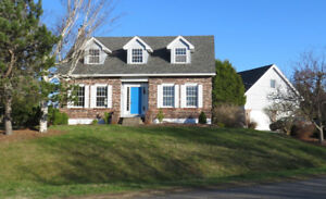 OPEN HOUSE TODAY Cape Cod in Quispam - Water Views & HUGE Garage