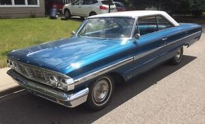 1964 FORD GALAXIE 500 SPORT COUPE!  IMMACULATE IN AND OUT!