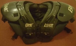 Football Shoulder Pads with Rib Protector