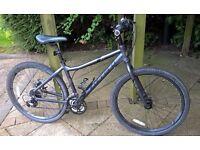 Ladies Carerra Subway hybrid bike for sale