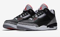 Air Jordan 3 black cement