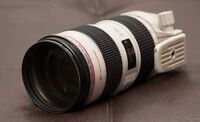 Canon 70-200mm f/2.8 IS USM