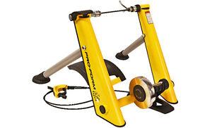 Pro-Form Yellow Jersey Bike Trainer w/Mat BTYELLJERSEY