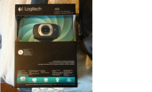New Logitech C615 HD Webcam Brand new in box