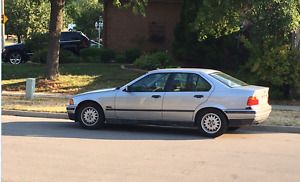 1995 bmw e36 325i complete - part out / taking offers