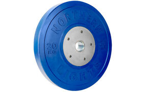 Olympic Competition Bumper Plate,20kg WPOBCOMP20BL