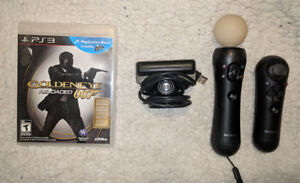 GoldenEye 007 Reloaded with Playstation Move Bundle