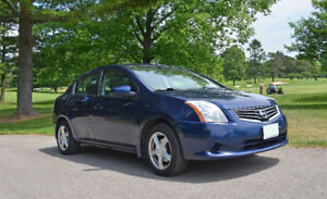 2010 Niss Sentra, Great Family Car, Large Back-Seat Area - 4Dr.