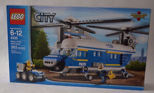 LEGO City Heavy-Duty Helicopter (4439) NEW