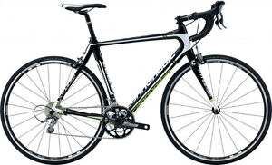 Cannondale Carbon Synapse  61cm road bicycle