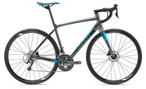 Bicycle stolen Giant Contend SL 2 Disc