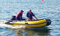 Summer Specials - Large selection of Tenders, dinghy RHIB