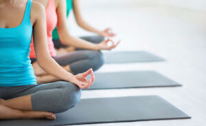 Space for Yoga and Exercise Class Available