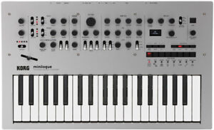 Korg Minilogue 4 Voice Analog Synthesizer