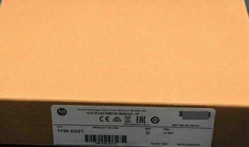 2020 Sealed Allen Bradley 1756-EN2T free shipping