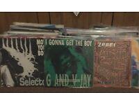 Job Lot of 90's Piano House / Oldskool Vinyl
