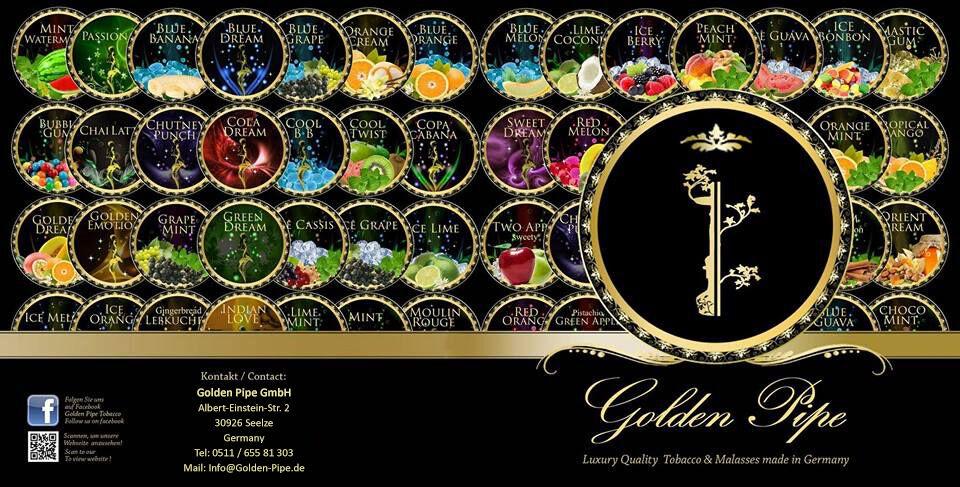 Golden Pipe Shop