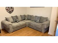 BRAND NEW VERONA CORNER & 3+2 SEATER SOFA SET AVAILABLE IN STOCK ORDER NOW...!!!!!!!
