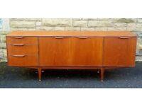 Vintage McKintosh Mid Century Sideboard. Tom Robinson Dunvegan Design