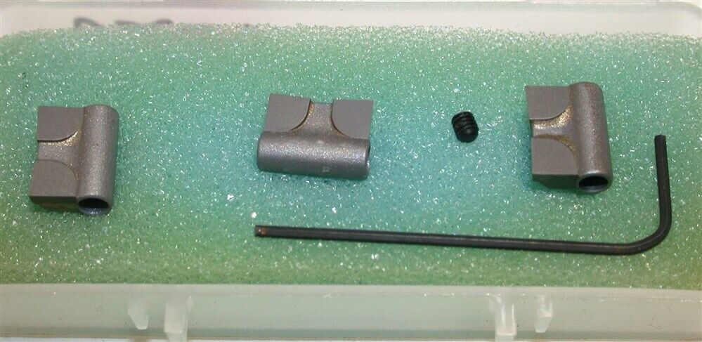 Kennametal CNMG542 Carbide Inserts .031 R Lot of 10