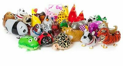 100  x walking pet balloons festivals/events/fairground/ bouncy castle add on