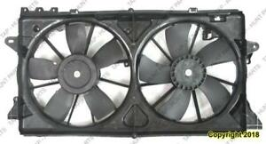 Cooling Fan Assembly 3.5/3.7/4.6/5.0/5.4/6.2L Ford F150 2010-2014