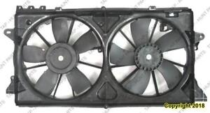 Cooling Fan Assembly3.5/3.7/4.6/5.0/5.4/6.2L  Lincoln Navigator 2010-2014