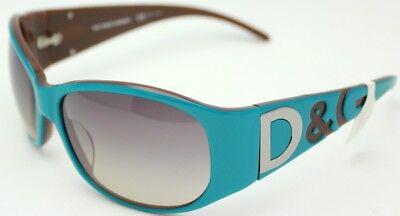 Dolce & Gabana D&G Womens Sunglasses Turquoise/Gray DG3008 595/13 (Dolce Gabana Sunglasses)