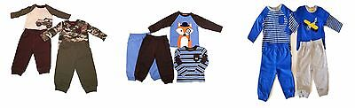 - NEW Little Me Boy's 4-Piece Outfit Set - VARIETY