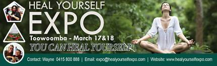 Heal Yourself Expo - Toowoomba