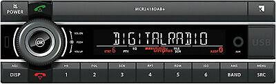 DAB+ Coche Radio 24 Voltios para Camión Con USB Aux Bluetooth IPHONE...