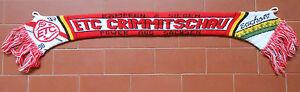 Hockey-scarf-Etc-Crimmitschau-Kampfen-Siegen-Power-Aus-Sachsen-collectible-item