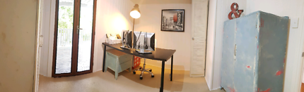 CHEAP, PRIVATE HOME OFFICE SPACE TO RENT - SOUTH BRISBANE