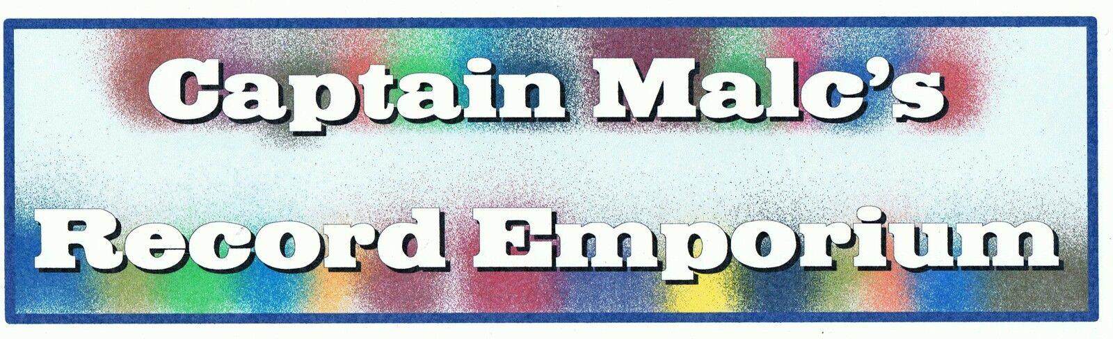 Captain Malc s Record Emporium