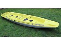 Bic Trinidad sit on kayak